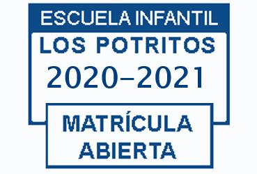 matricula abierta 2020 escuela infantil pozuelo