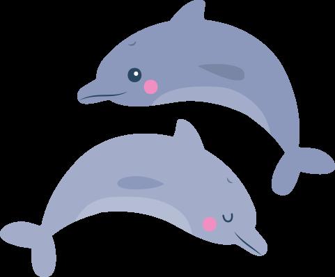 clase de los delfines guarderia